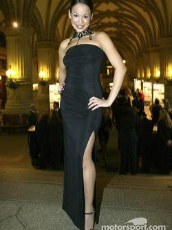 Singer Isabelle Soares
