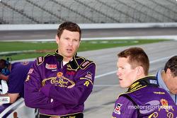 Scott Sharp and Scott Dixon talk