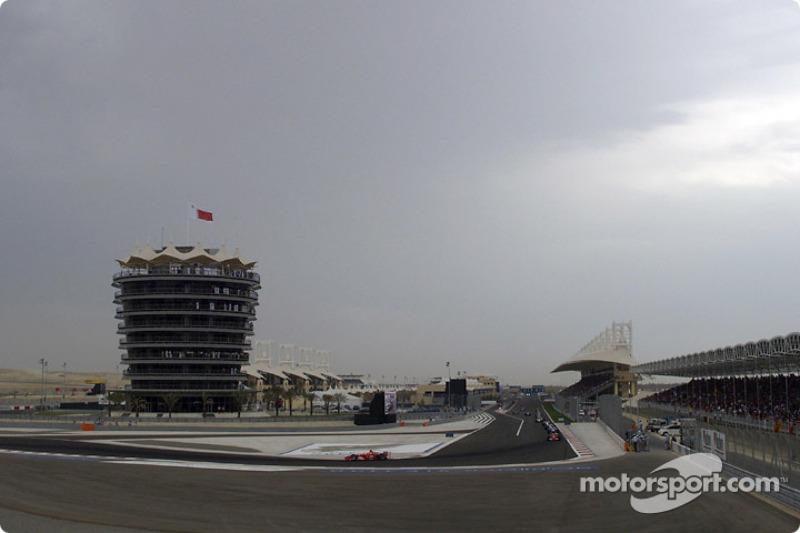 Einführungsrunde: Michael Schumacher, Ferrari F2004