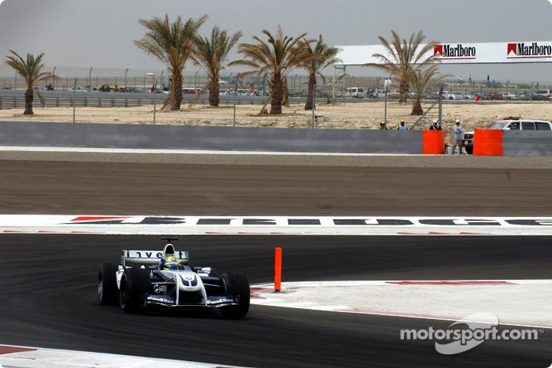 Ralf Schumacher, Williams FW26