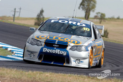 Jason Bargwanna takes on the responsibility of number one driver for Team Orrcon