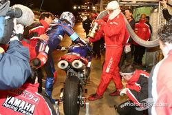 #94 Yamaha Racing France GMT 94 Yahama R1: Sébastien Gimbert, William Costes, David Checa