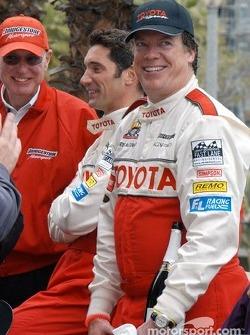 Al Speyer, Max Papis et Chris McDonald