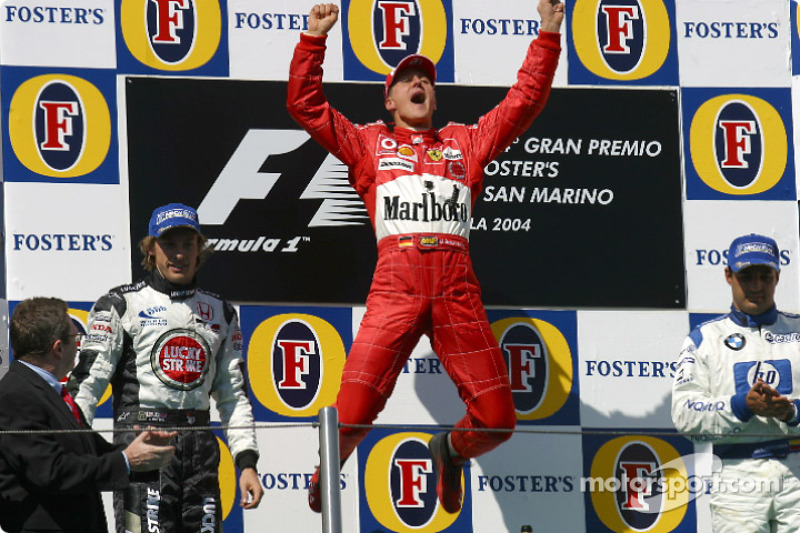 Gran Premio de San Marino 2004