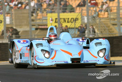 La Courage AER n°37 du Paul Belmondo Racing (Paul Belmondo, Claude-Yves Gosselin et Marco Saviozzi)
