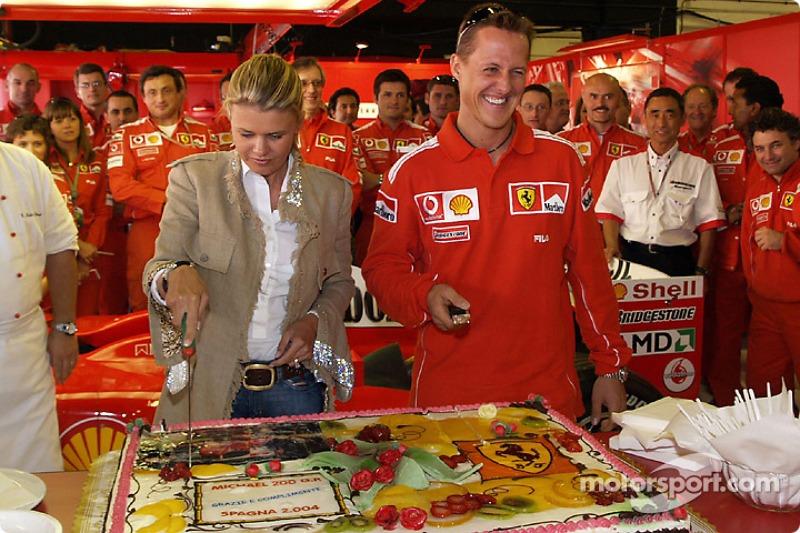 Michael Schumacher: 307 Rennen