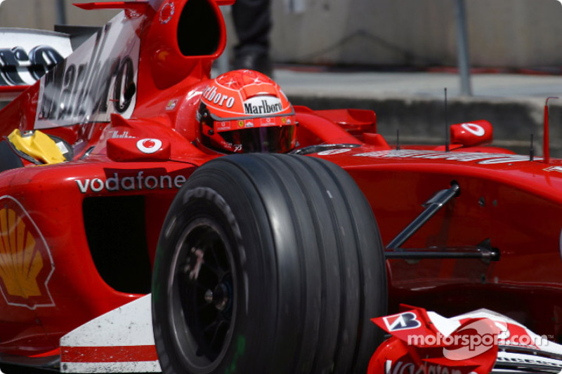 2004 Spanyol GP - Ferrari F2004