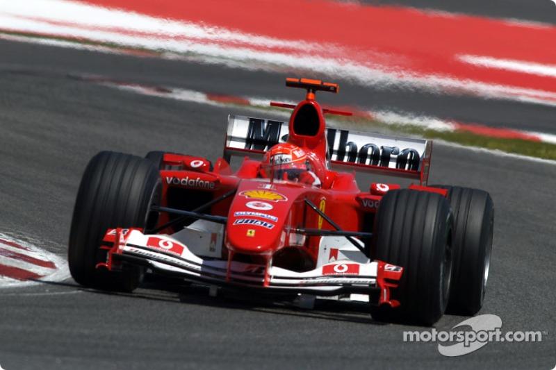 2004 Spanyol GP