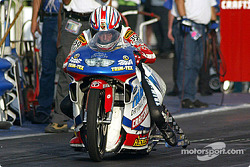 Friday Pro Stock Motorcycle