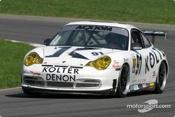 #91 Doncaster Racing Porsche GT3 Cup: Robert Julien, Jean-François Dumoulin, Patrick Long