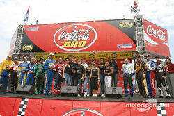 American Idols with NASCAR drivers