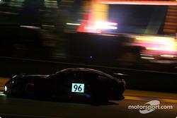 #96 Synergy Motorsport TVR 400R: Lawrence Tomlinson, Nigel Greensall, Gareth Evans
