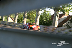La Ferrari 360 Modena n°92 du Cirtek Motorsport (Justin Wilson, Franck Mountain, Hans Hugenholtz)