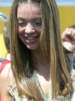 Simone Coulthard