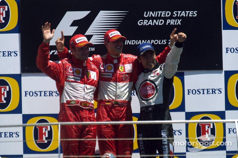 2004: Michael Schumacher