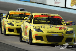 #70 of David Haskell and Sylvain Trembly Mazda RX8