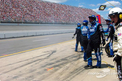 Brian Vickers is gone