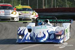 #13 Race Car Company Lola Millington: Ryan Eversley,  Andy Lally