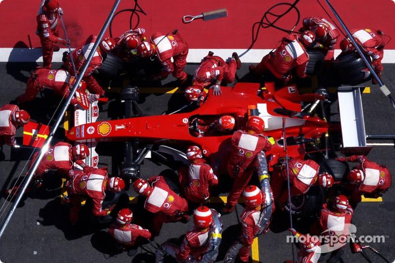Гран Прі Франції 2004