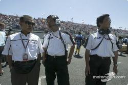 Takeo Kukui, Shuhei Nakamoto and Takeo Kiuchi