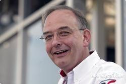 Toyota's John Howett