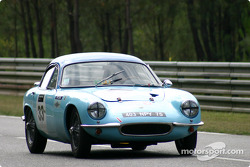 Bouzanquet, Detroyes-Lotus Elite 1960