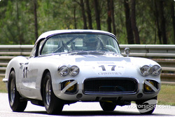 Ruddle, Hope, Grice-Chevrolet Corvette 1960