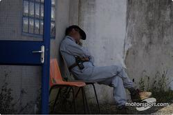 A little rest