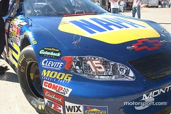 Michael Waltrip's #15 NAPA Chevrolet