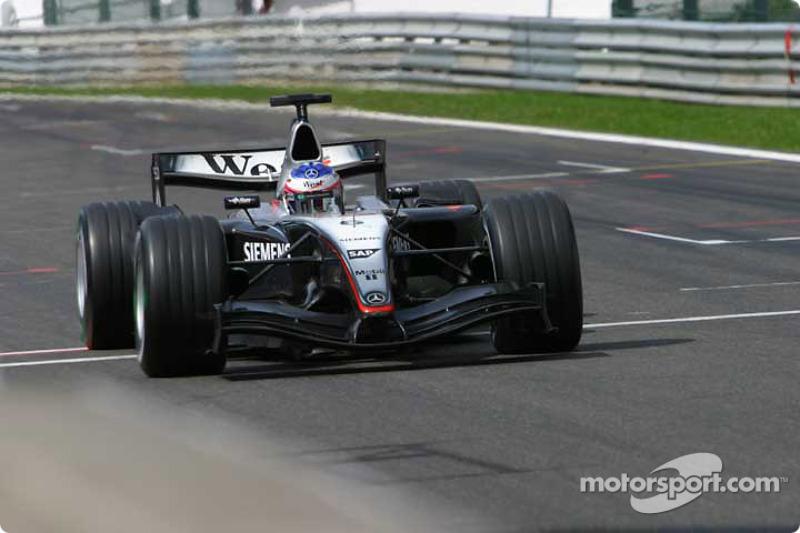 2004: Кими Райкконен, McLaren-Mercedes MP4-19B
