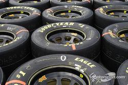 Le jardin des pneus