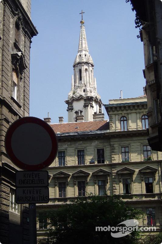 Magnifique Budapest