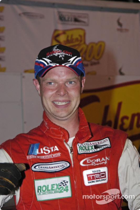 Jan Magnussen ramène la voiture