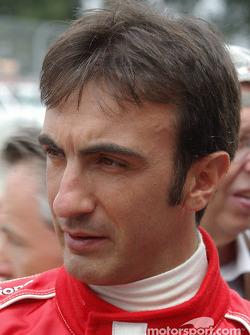 Andrea Bertolini,  Ferrari test driver