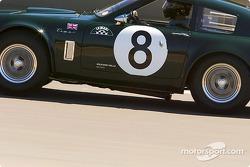 #8 1964 Sunbeam LeMans Tiger, Darrell Mountjoy