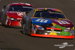 Elliott Sadler and Kasey Kahne