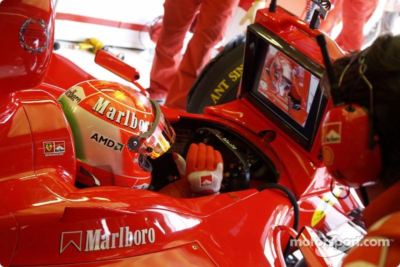 2004: Формула 1 в Монці