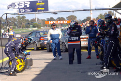 Stone Bros Racing ready for a driver change