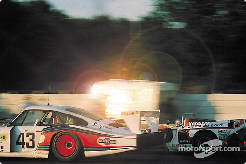 La Porsche 935/78 turbo