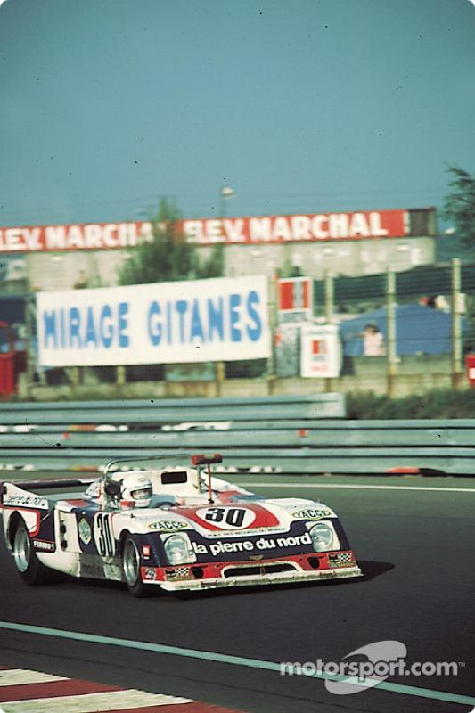 #30 R.O.C. La Pierre du Nord Chevron B36 ROC: Jacques Henry, Max Cohen-Olivar