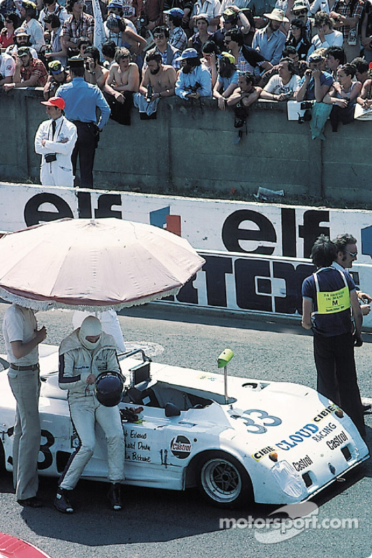 1978 год. Экипаж Боба Эванса, Мартина Биррейна, Ричарда Дауна и Ричарда Бонда, Lola T294S Ford