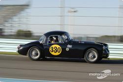 MGA coupe 1960
