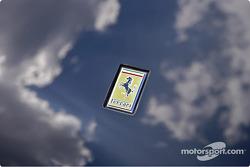Ferrari in the Sky