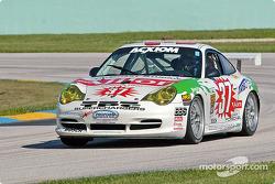 #37 TPC Racing Porsche GT3 Cup: John Littlechild, Spencer Pumpelly