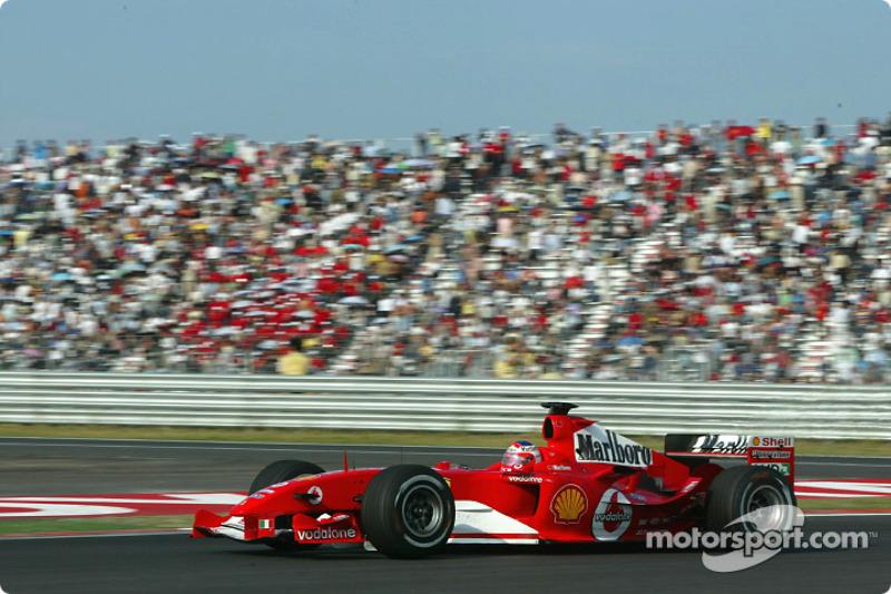 GP da China 2004