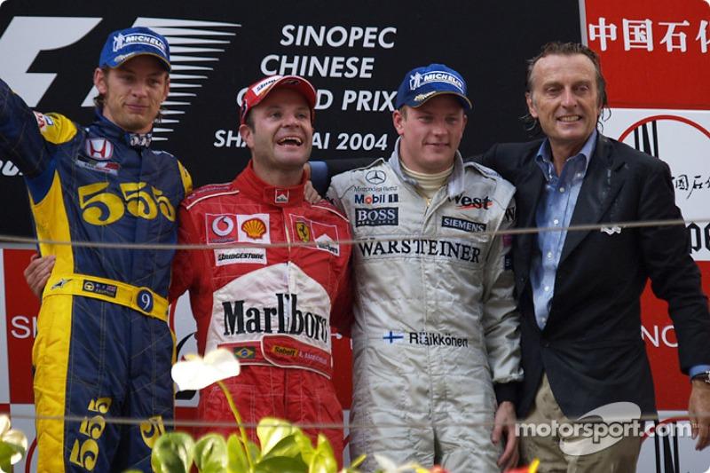 2004: Rubens Barrichello