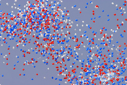 Balloons are launched