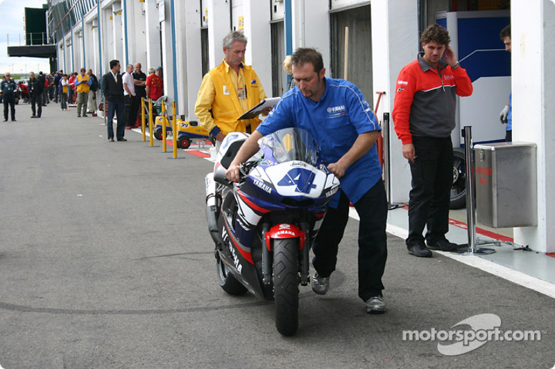 Yamaha R6 Vd Goorbergh