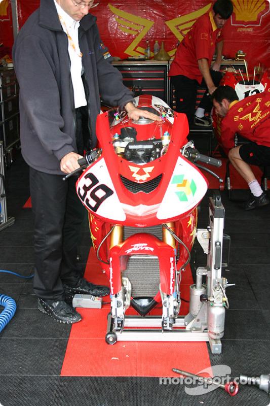 Kawasaki ZX 10 Duterne