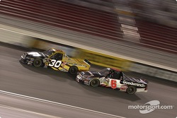 Todd Bodine and Matt Crafton